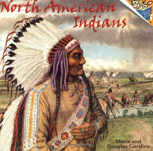 Marie Gorsline Gorsline North American Indians