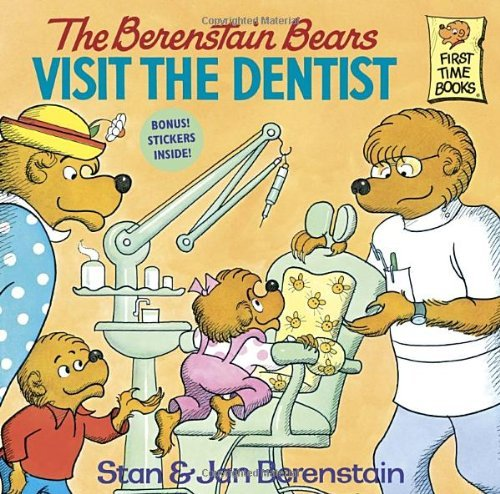 Stan Berenstain The Berenstain Bears Visit The Dentist