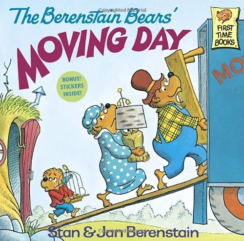 Stan Berenstain The Berenstain Bears' Moving Day