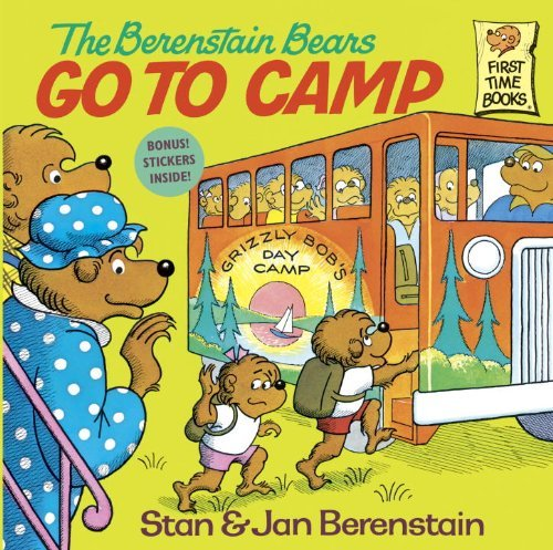 Stan Berenstain The Berenstain Bears Go To Camp