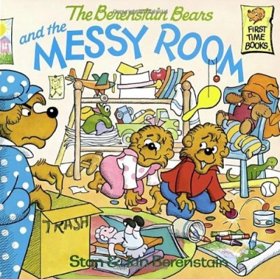Stan Berenstain The Berenstain Bears And The Messy Room