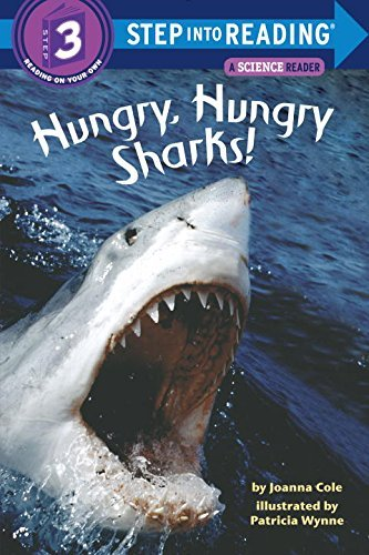 Joanna Cole Hungry Hungry Sharks!