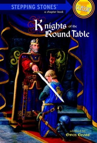 Gwen Gross Knights Of The Roundtable Large Print