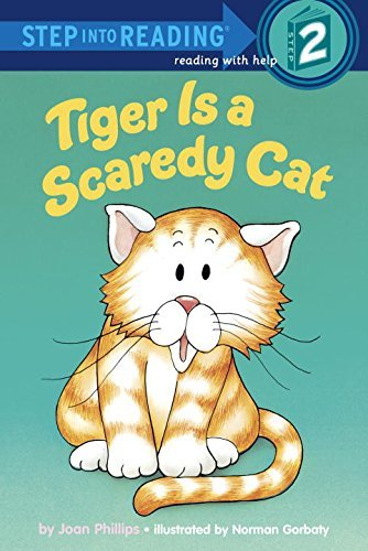 Joan Phillips Tiger Is A Scaredy Cat