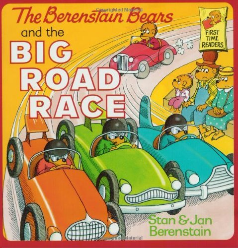 Stan Berenstain The Berenstain Bears And The Big Road Race