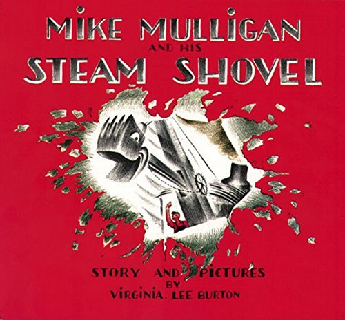 Virginia Lee Burton Mike Mulligan And His Steam Shovel 0060 Edition;anniversary