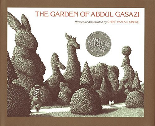 Chris Van Allsburg The Garden Of Abdul Gasazi