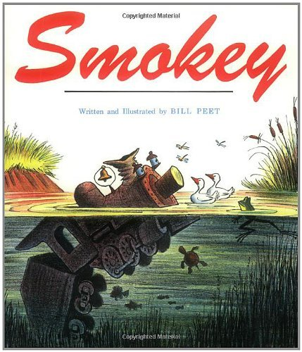Bill Peet Smokey