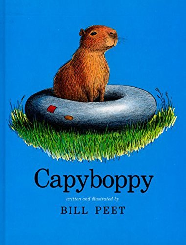 Bill Peet Capyboppy