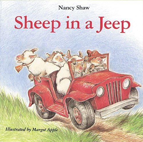 Margot Apple Sheep In A Jeep