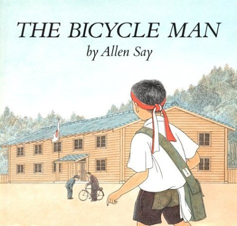 Allen Say The Bicycle Man
