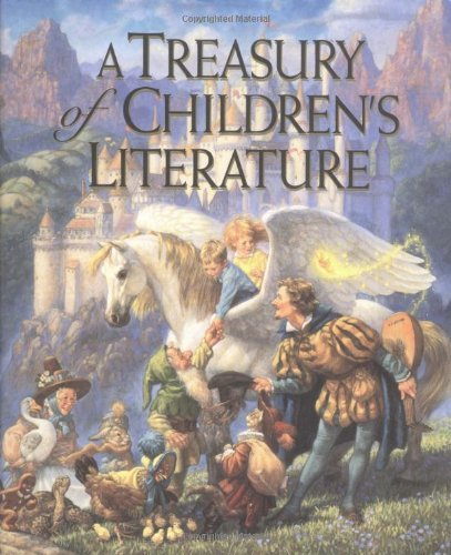 Armand Eisen A Treasury Of Children's Literature