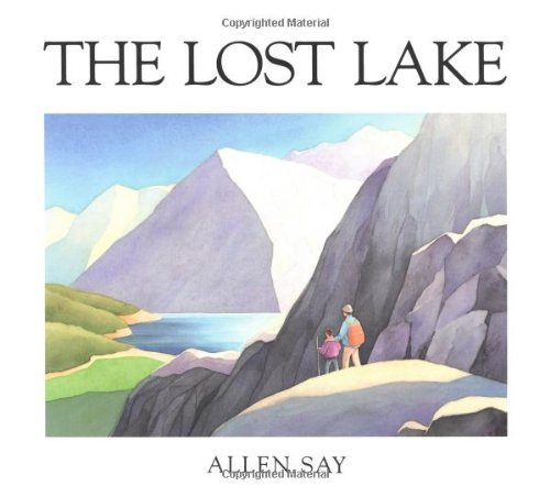 Allen Say The Lost Lake