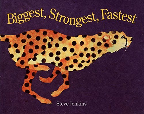 Steve Jenkins Biggest Strongest Fastest
