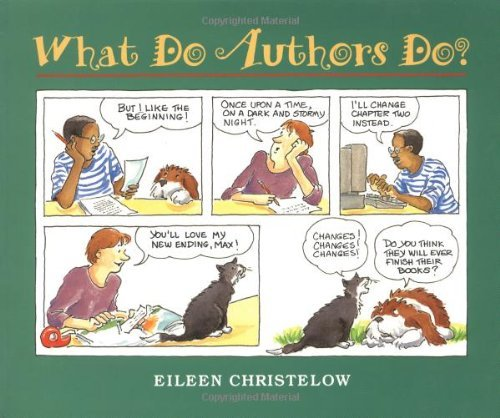Eileen Christelow What Do Authors Do?