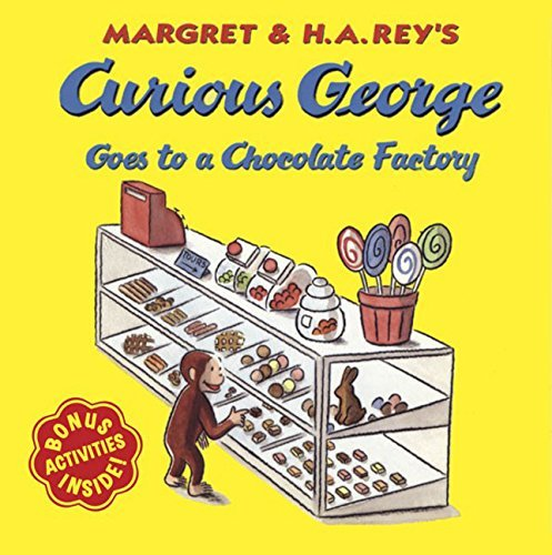 H. A. Rey Curious George Goes To A Chocolate Factory