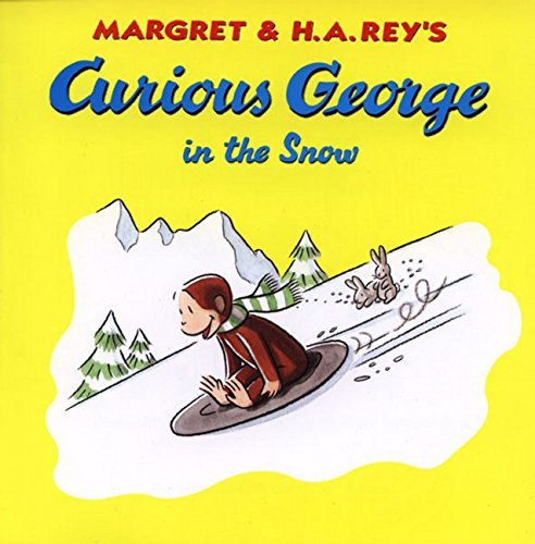 Margret Rey Curious George In The Snow