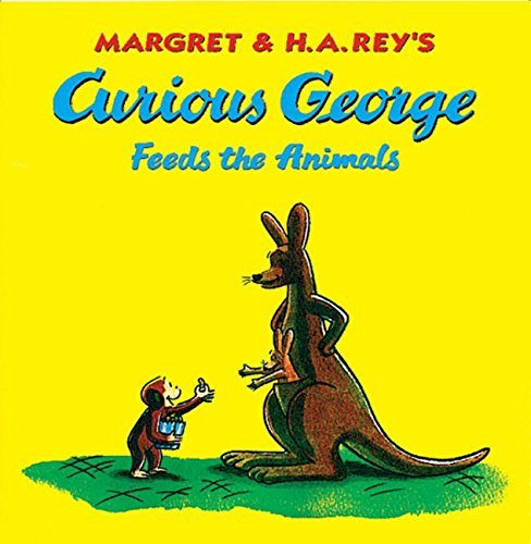 H. A. Rey Curious George Feeds The Animals