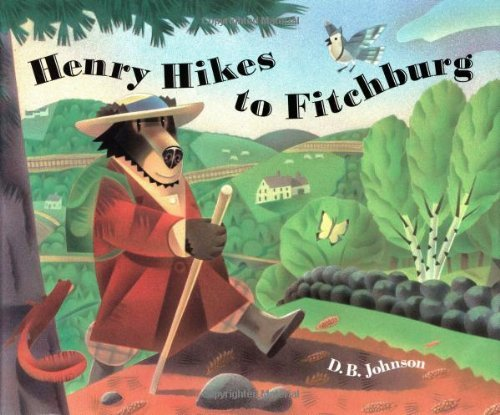 D. B. Johnson Henry Hikes To Fitchburg