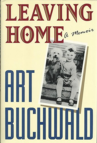 Art Buchwald Leaving Home
