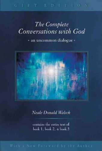 Neale Donald Walsch The Complete Conversations With God 3v An Uncommon Dialogue
