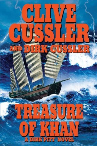 Clive Cussler Treasure Of Khan Dirk Pitt