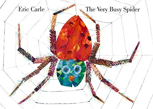 Eric Carle The Very Busy Spider