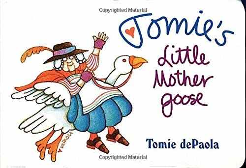 Tomie Depaola Tomie's Little Mother Goose