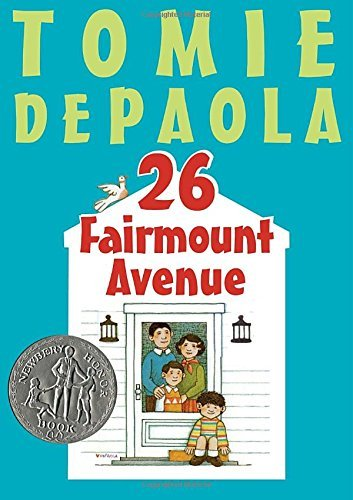 Tomie Depaola 26 Fairmount Avenue