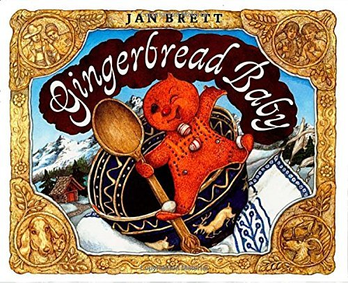 Jan Brett Gingerbread Baby