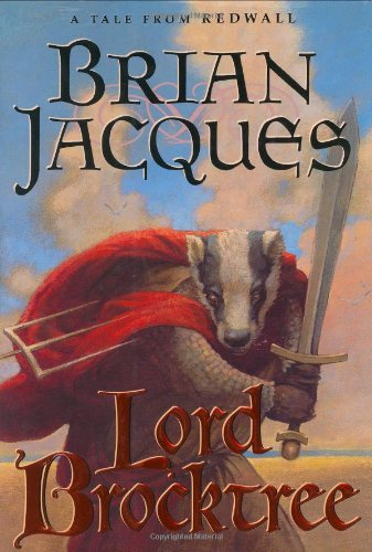 Brian Jacques Lord Brocktree