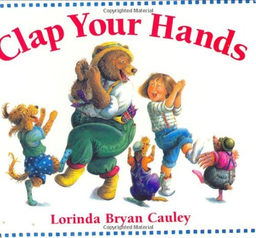 Lorinda Bryan Cauley Clap Your Hands