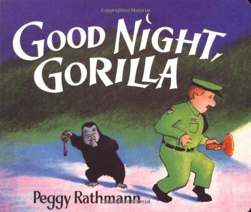 Peggy Rathmann Good Night Gorilla (oversized Board Book)