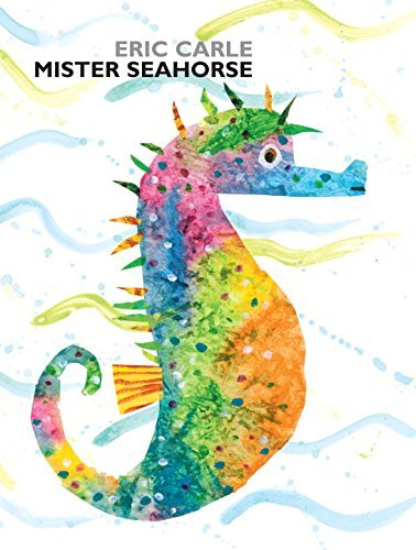 Eric Carle Mister Seahorse
