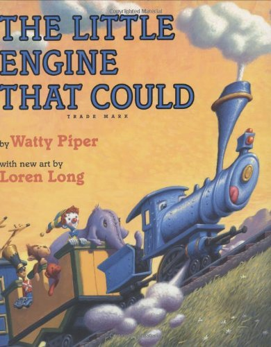 Watty Piper The Little Engine That Could