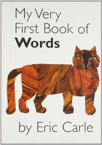 Eric Carle My Very First Book Of Words