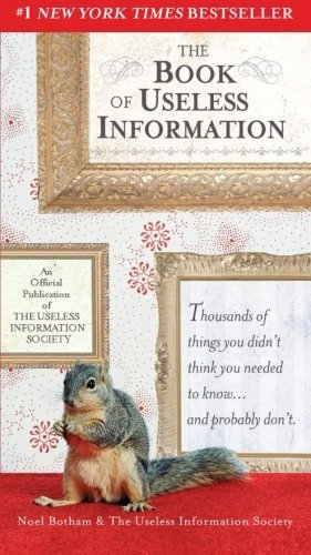 Noel Botham The Book Of Useless Information