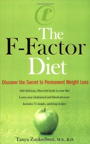 Tanya Zuckerbrot The F Factor Diet Discover The Secret To Permanent Weight Loss
