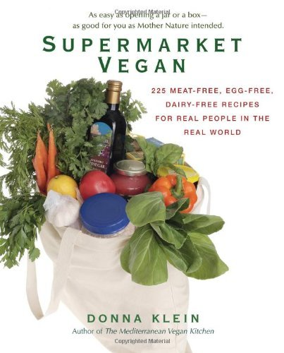 Donna Klein Supermarket Vegan 225 Meat Free Egg Free Dairy Free Recipes For R