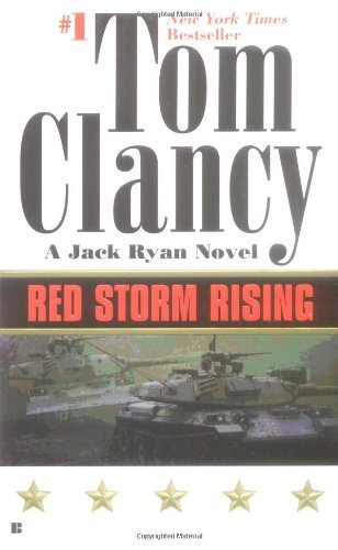 Clancy Tom Red Storm Rising