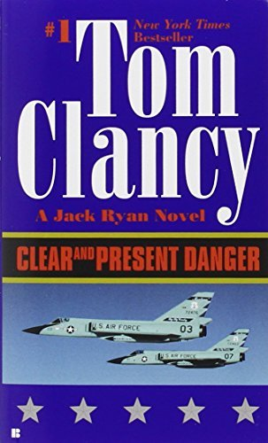 Tom Clancy Clear And Present Danger