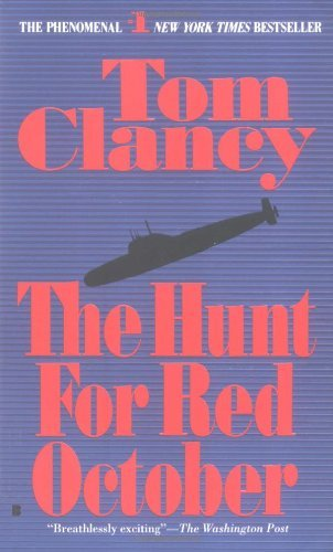 Tom Clancy Hunt For Red October The