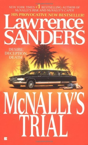 Lawrence Sanders Mcnally's Trial Archy Mcnally Novel