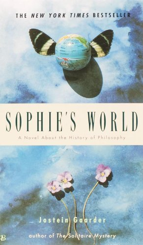 Jostein Gaarder Sophie's World Novel About The History Of Philo