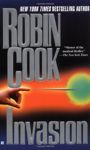 Robin Cook Invasion