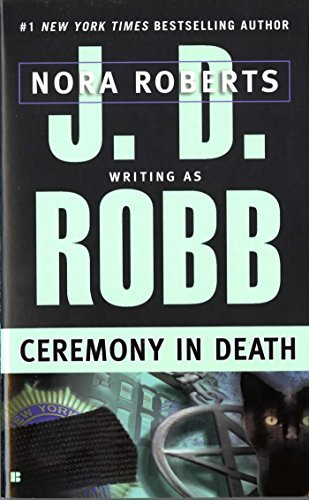 J. D. Robb Ceremony In Death