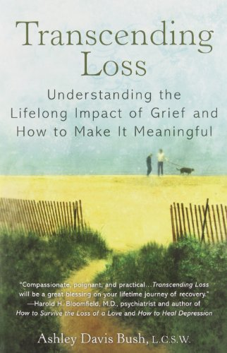 Ashley Davis Bush Transcending Loss Understanding The Lifelong Impact Of Grief And Ho