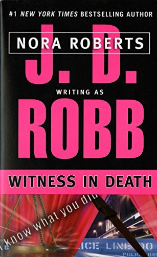 J. D. Robb Witness In Death