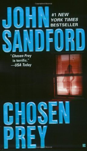 John Sandford Chosen Prey