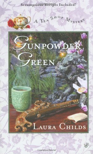 Laura Childs Gunpowder Green